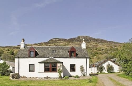 Big Cottages - Exquisite Oban Cottage S23126