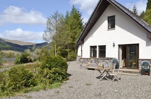 Big Cottages - Luxury Callander Cottage S23230