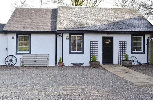 Big Cottages - Attractive Callander Cottage S23235