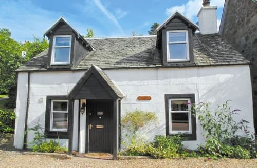 Last Minute Cottages - Stunning Callander Cottage S78776
