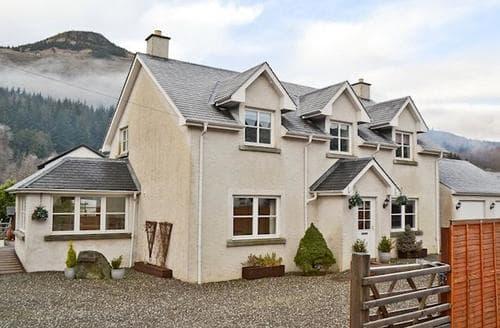 Big Cottages - Gorgeous Callander Cottage S44374