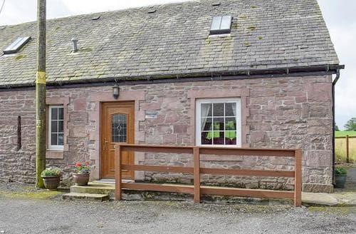 Last Minute Cottages - Stunning Callander Cottage S84776