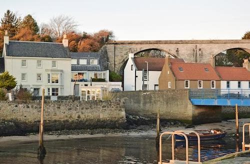 Big Cottages - Adorable Anstruther Cottage S23271