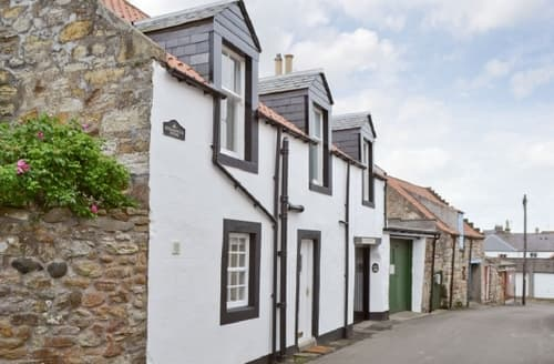 Big Cottages - Stunning Anstruther Cottage S38050