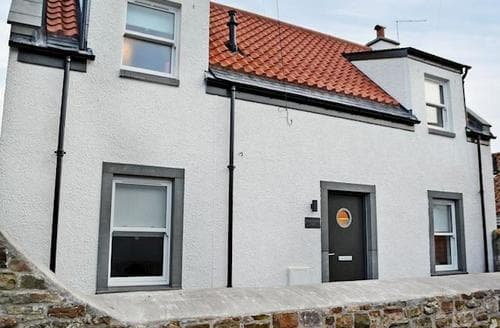 Big Cottages - Captivating Anstruther Cottage S45073