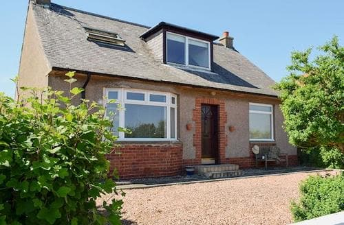 Big Cottages - Gorgeous Anstruther Cottage S82812