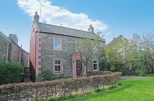 Last Minute Cottages - CROFT BANK