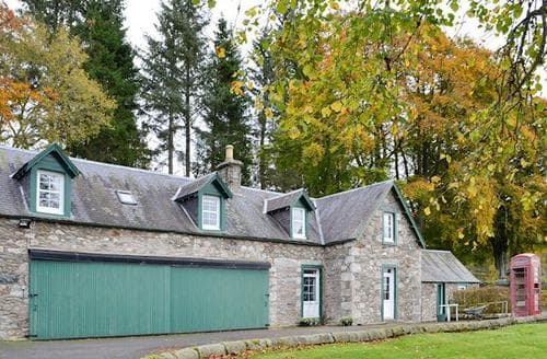 Big Cottages - Luxury Pitlochry Cottage S90713