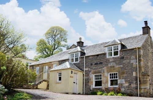 Last Minute Cottages - Beautiful Edinburgh Cottage S25399