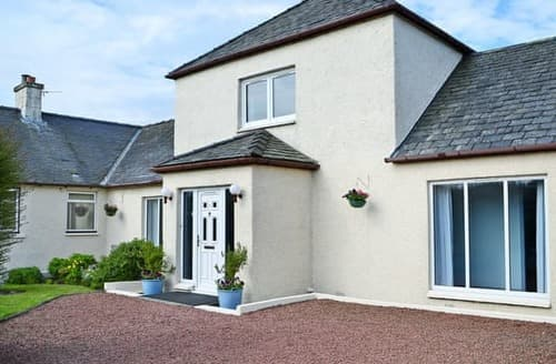 Big Cottages - Excellent Edinburgh Cottage S105463
