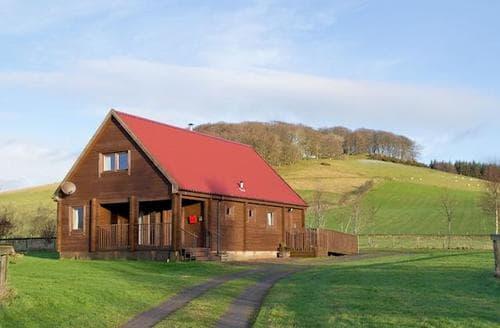 Last Minute Cottages - Adorable Peebles Cottage S44379