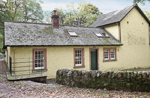 Last Minute Cottages - Tasteful Castle Douglas Cottage S23580