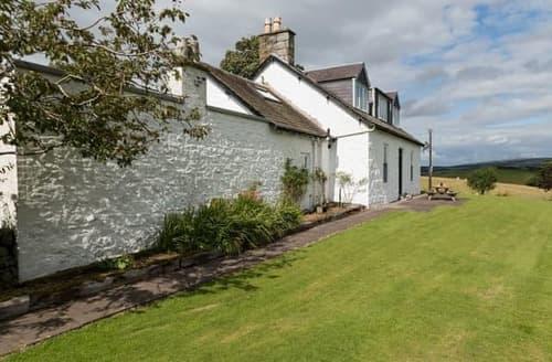 Last Minute Cottages - Wonderful Castle Douglas Cottage S84778