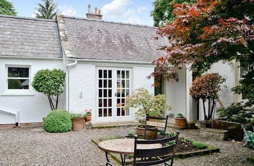 Last Minute Cottages - Gorgeous Dumfries Cottage S60268