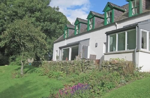 Last Minute Cottages - Tasteful Kirkcudbright Cottage S23661