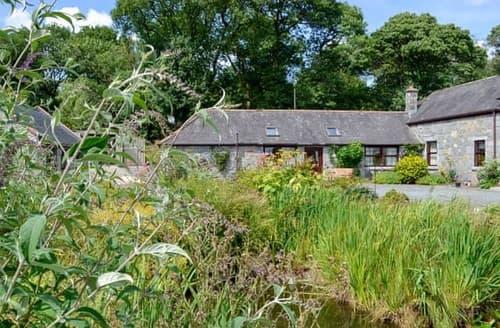 Last Minute Cottages - Excellent Newton Stewart Cottage S114040