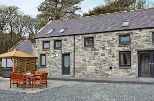 Big Cottages - Luxury Stranraer Cottage S95014