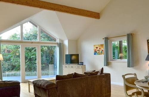 Big Cottages - Superb Berwick Upon Tweed Lodge S88107