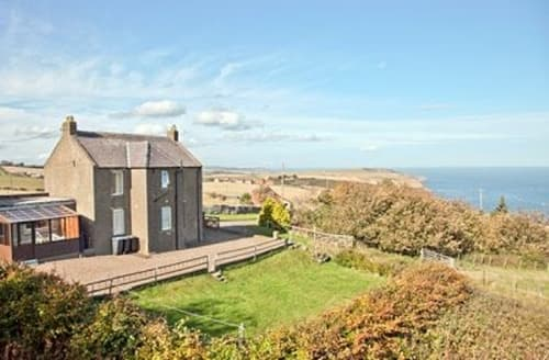Last Minute Cottages - Gorgeous Eyemouth Cottage S23777