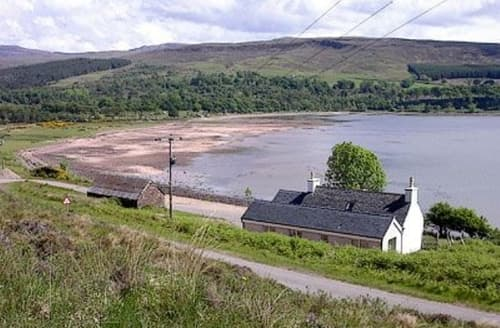 Last Minute Cottages - Stunning Applecross Cottage S24276