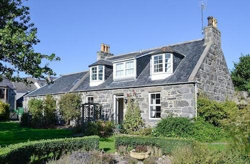 Last Minute Cottages - Stunning Banff Cottage S86206