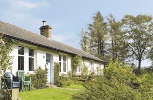 Last Minute Cottages - Charming Peebles Cottage S24319