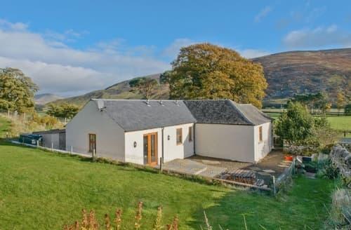 Big Cottages - Superb Peebles Cottage S24321