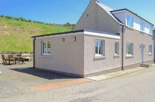 Big Cottages - Gorgeous Melvich Cottage S105103