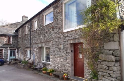Last Minute Cottages - Cosy Grasmere And The Langdale Valley Apartment S85194