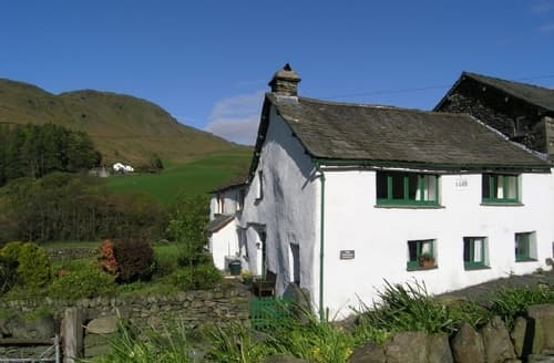 Last Minute Cottages - Beautiful Grasmere And The Langdale Valley Cottage S85203