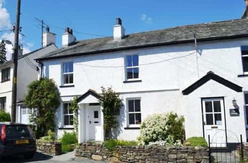 Last Minute Cottages - Lovely Braithwaite Cottage S84881