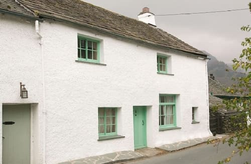 Last Minute Cottages - Beautiful Buttermere And Borrowdale Cottage S85070