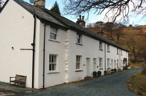Last Minute Cottages - Charming Buttermere And Borrowdale Cottage S85069