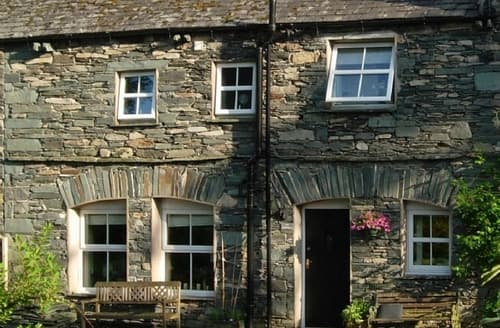 Last Minute Cottages - Beautiful Buttermere And Borrowdale Cottage S85074