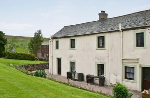 Last Minute Cottages - Excellent Caldbeck Fells Cottage S24435
