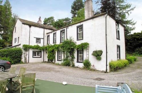 Last Minute Cottages - Gorgeous Cockermouth And The North West Fells Cottage S18401