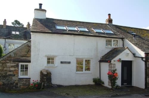 Last Minute Cottages - Tasteful Threlkeld And St John's In The Vale Cottage S85080