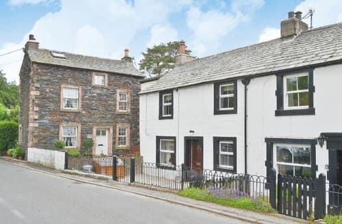 Last Minute Cottages - Charming Threlkeld And St John's In The Vale Cottage S85088