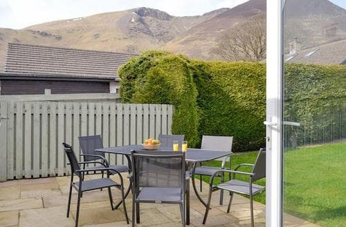 Last Minute Cottages - Excellent Threlkeld And St John's In The Vale Lodge S89544