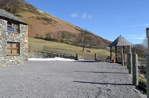 Last Minute Cottages - Lovely Threlkeld And St John's In The Vale Lodge S95017