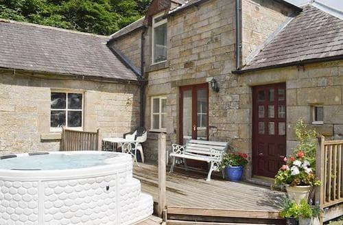 Big Cottages - Gorgeous Kielder Cottage S24450