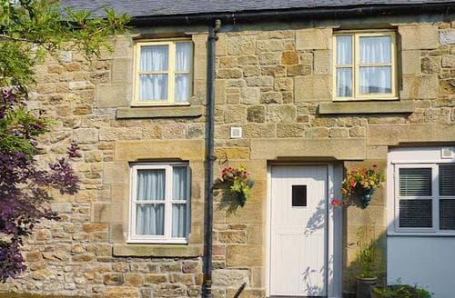 Big Cottages - Excellent Otterburn Cottage S14638