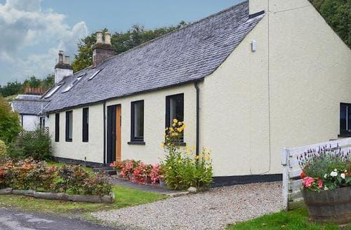 Last Minute Cottages - Superb Strathpeffer Cottage S37673