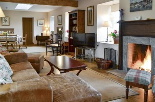 Last Minute Cottages - Captivating Dunbar Cottage S100988