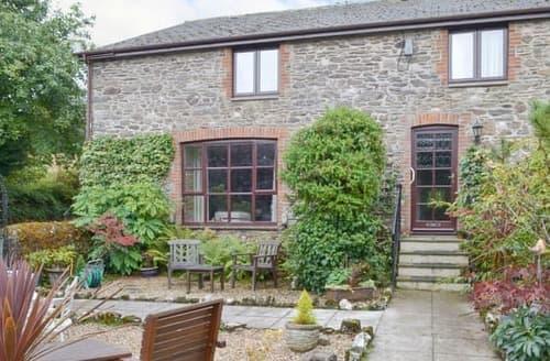 Big Cottages - Delightful Salcombe Cottage S113913