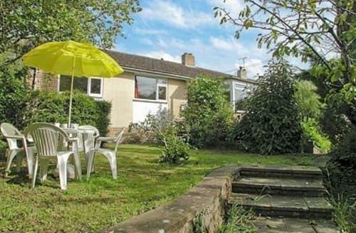 Big Cottages - Delightful Cheddar Cottage S24518