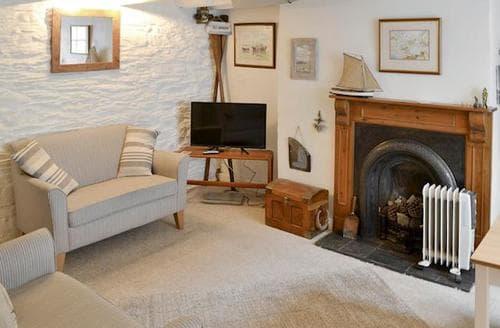 Last Minute Cottages - Stunning Polperro Cottage S33608