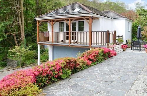 Last Minute Cottages - Superb Polperro Lodge S45170