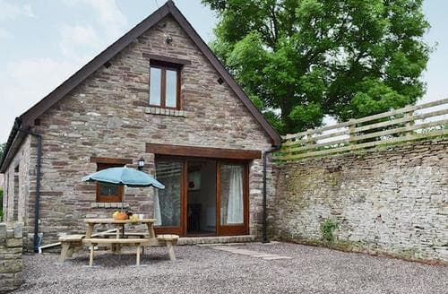 Big Cottages - Luxury Brecon Cottage S59537