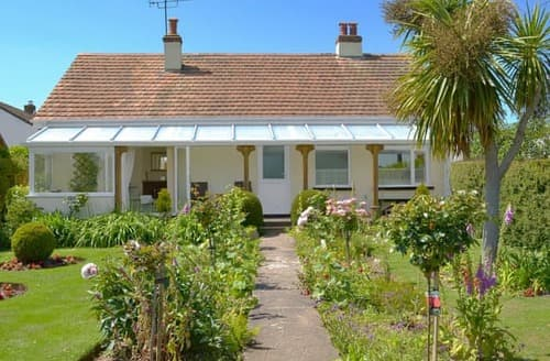 Last Minute Cottages - Superb Sidmouth Cottage S24610